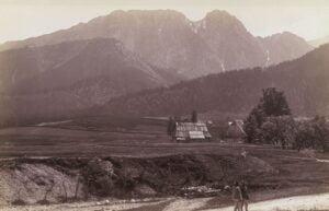 Tatry, Giewont ze Skibówek, Awit Szubert, 1876-1878
