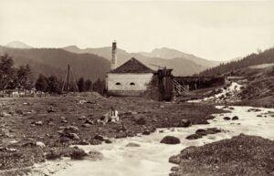 Tatry, Młot Anny w Kuźnicach, Awit Szubert, 1876-1878