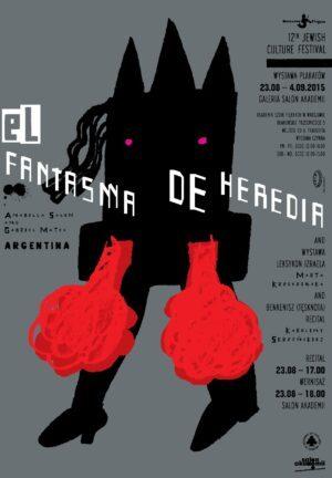 El Fantasma de Heredia, Lech Majewski, 2015