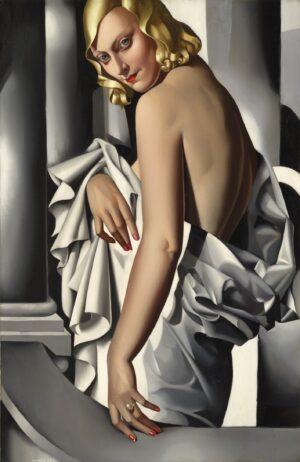 Tamara de Łempicka, Portrait de Marjorie Ferry, 1932